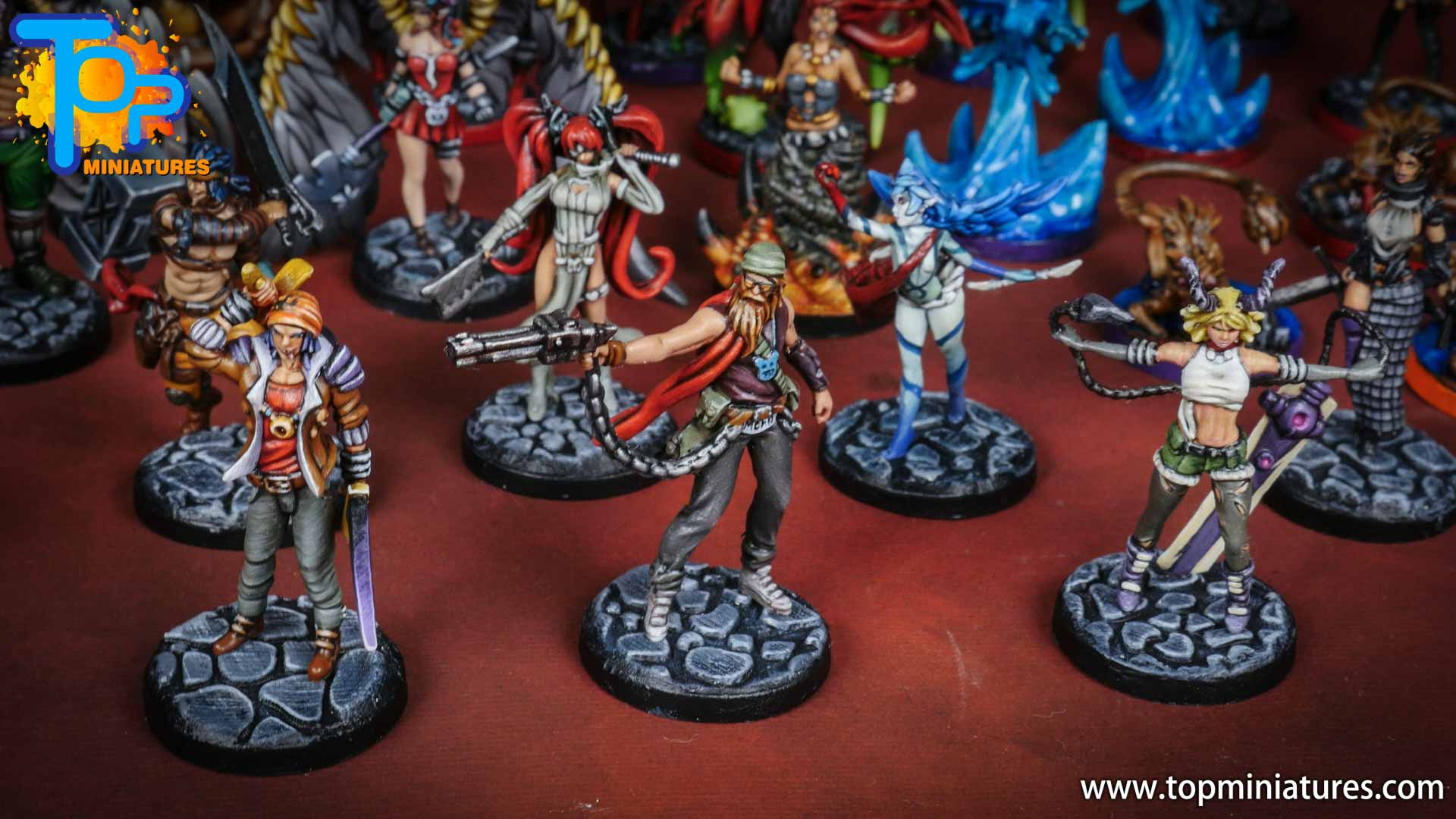 middara by succubus publishing painted miniatures (1)