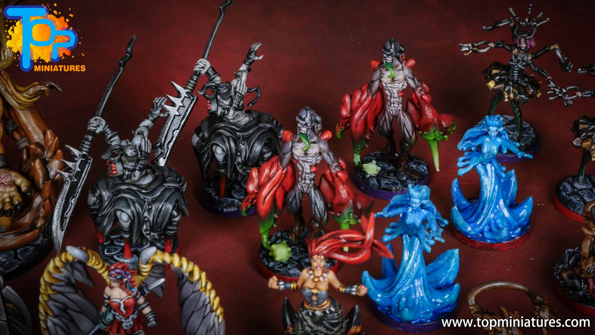 middara by succubus publishing painted miniatures (2)