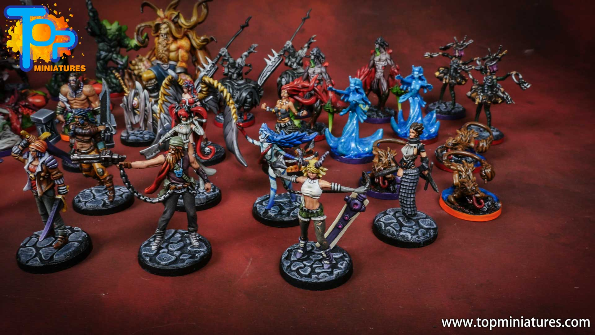 middara by succubus publishing painted miniatures (4)
