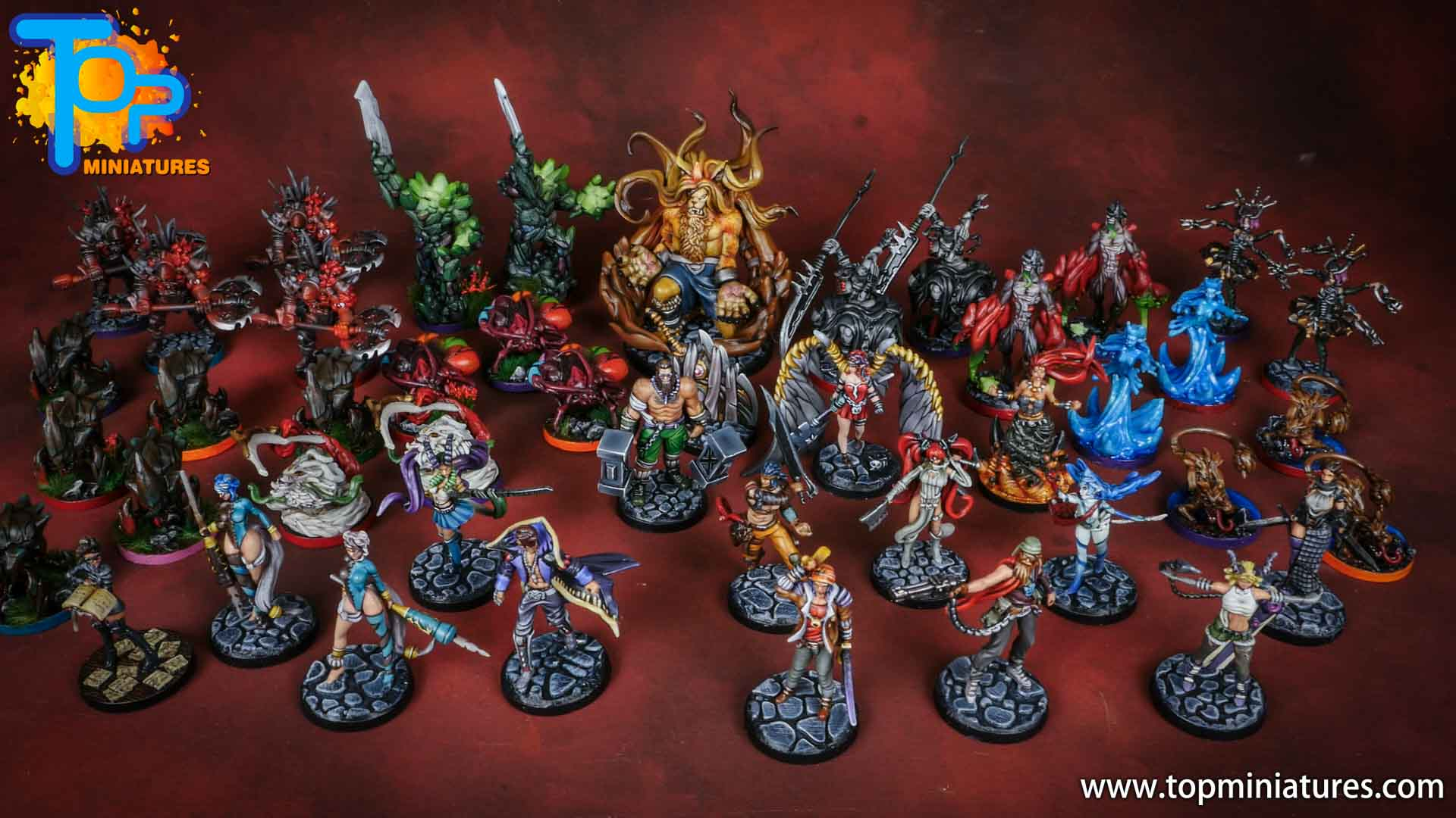 middara by succubus publishing painted miniatures (5)