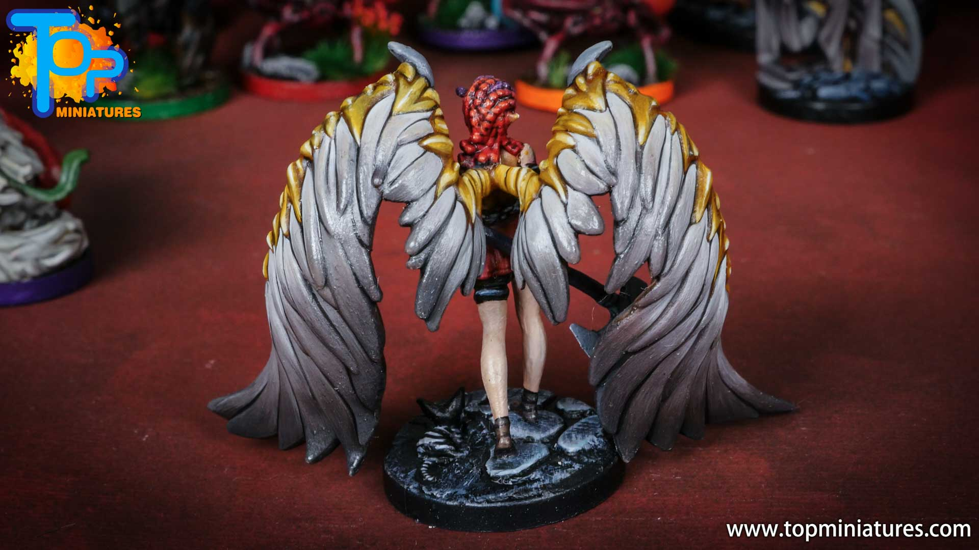 middara painted miniatures Remi (3)