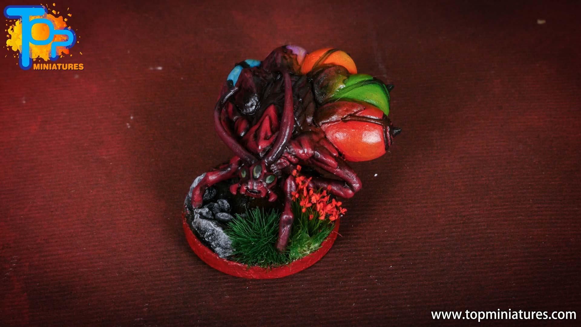 middara painted miniatures fragor (1)