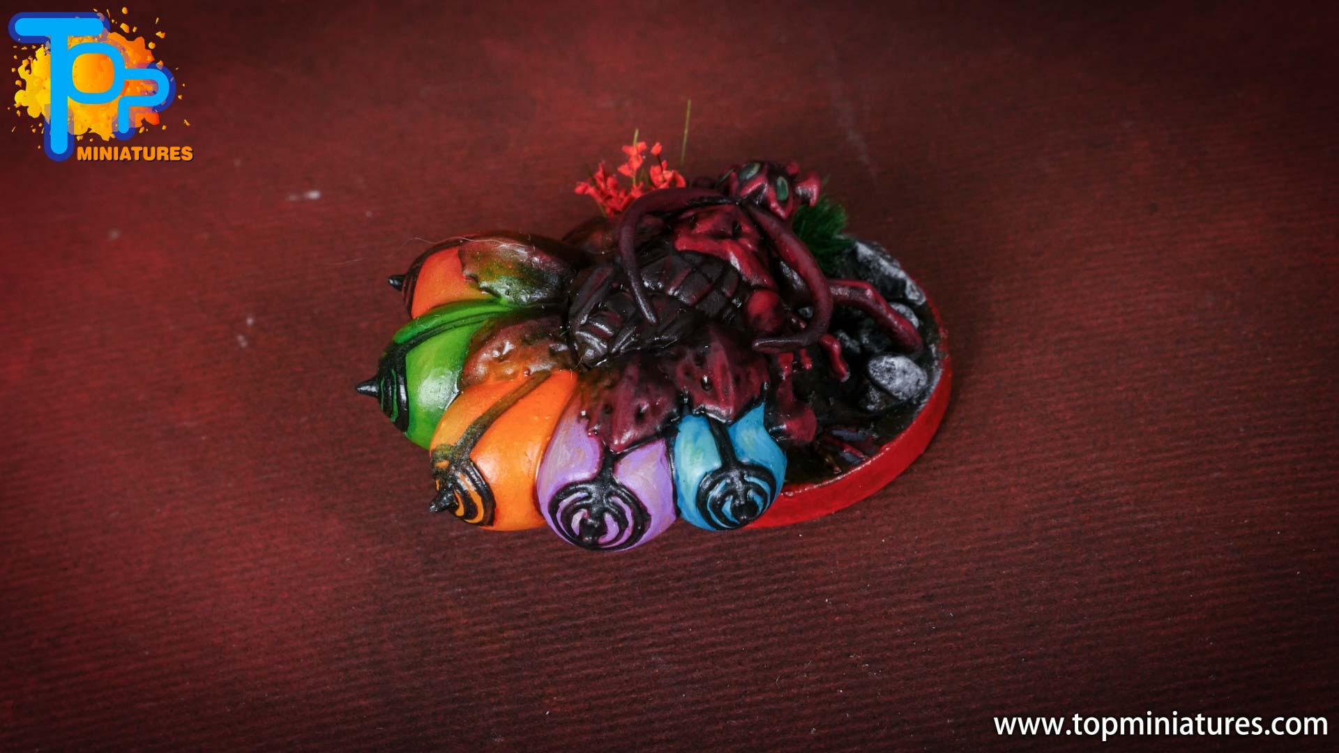 middara painted miniatures fragor (2)