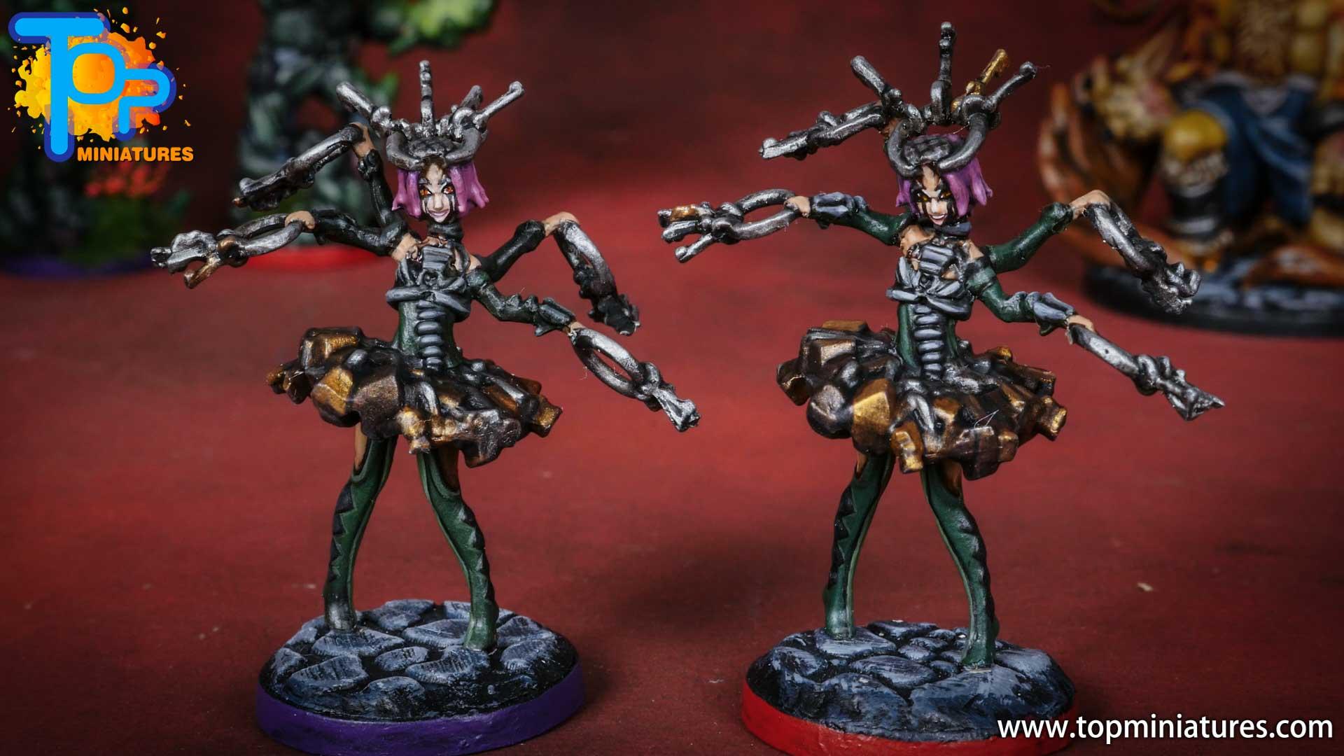 middara painted miniatures gatekeeper (1)