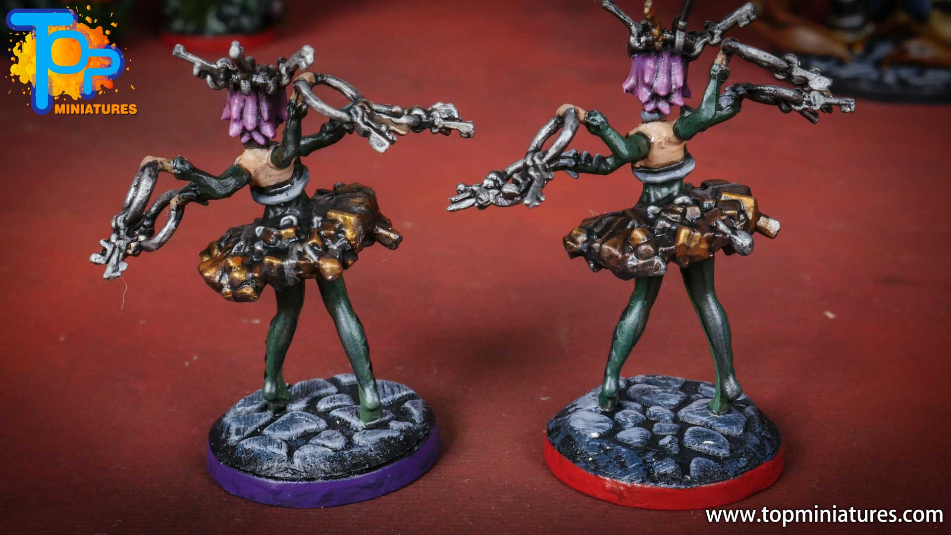 middara painted miniatures gatekeeper (2)