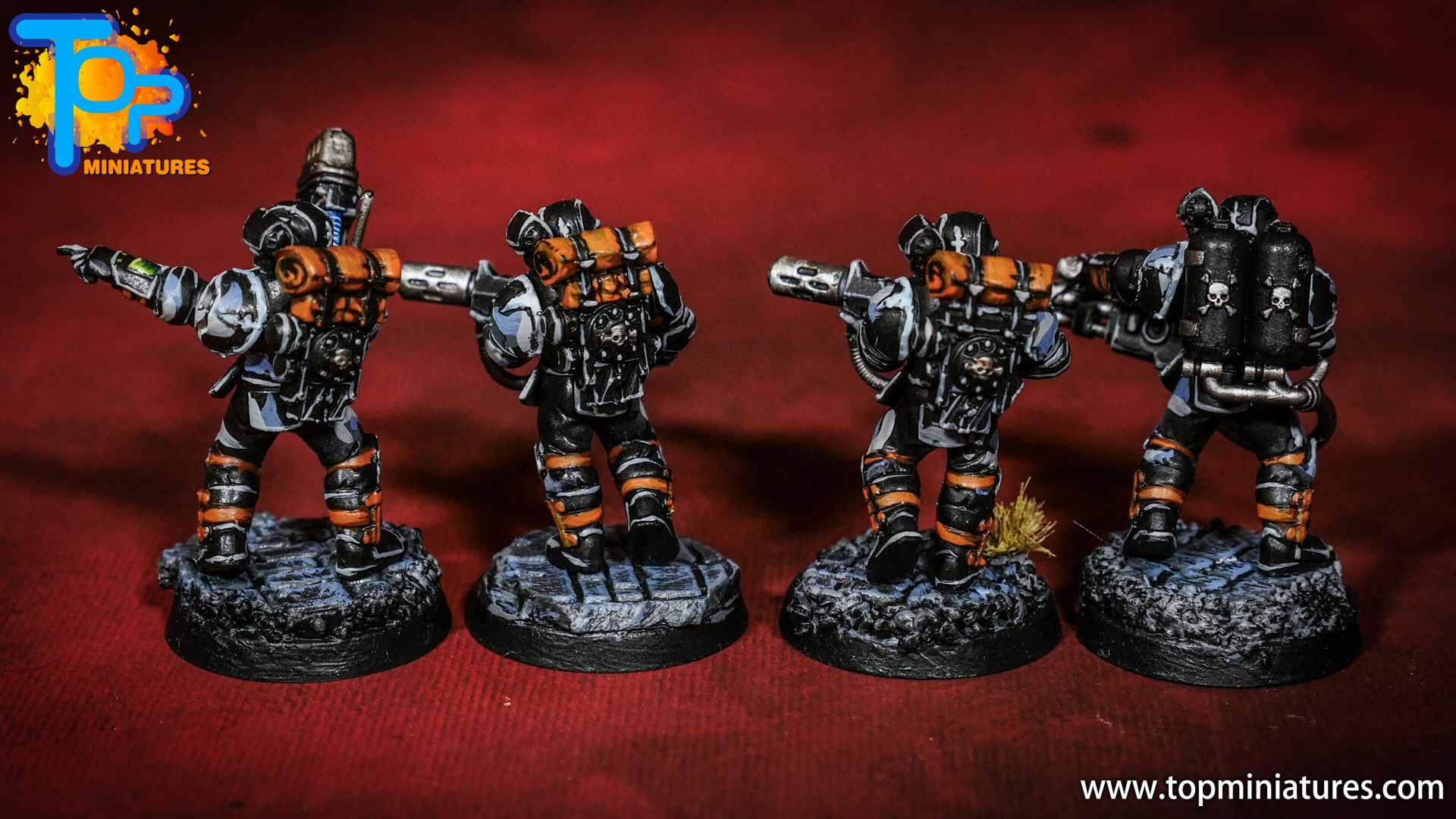 militarum tempestus scions painted army (10)