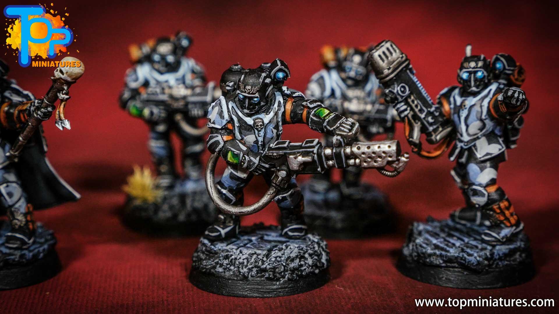 militarum tempestus scions painted army (12)