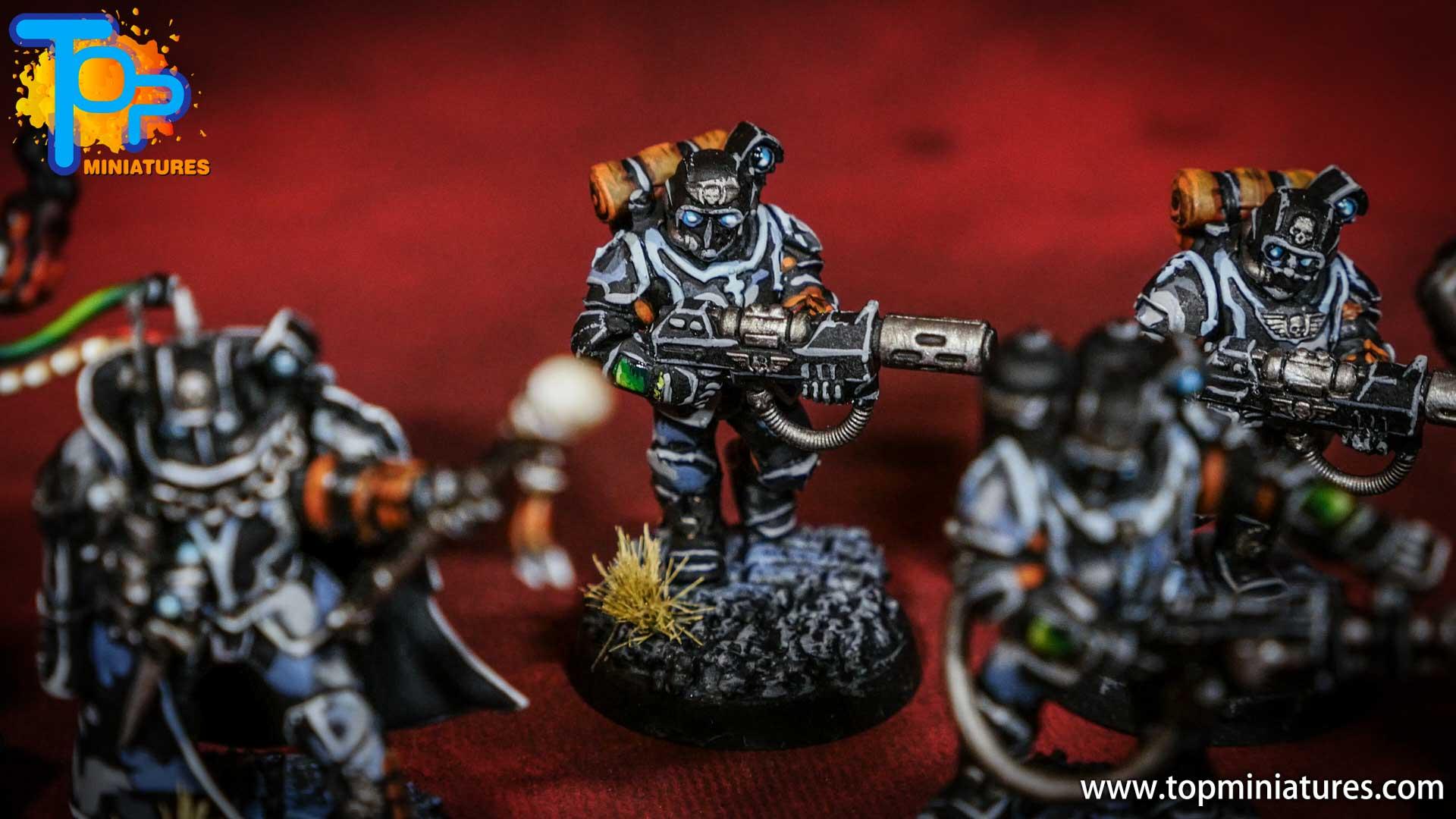 militarum tempestus scions painted army (14)