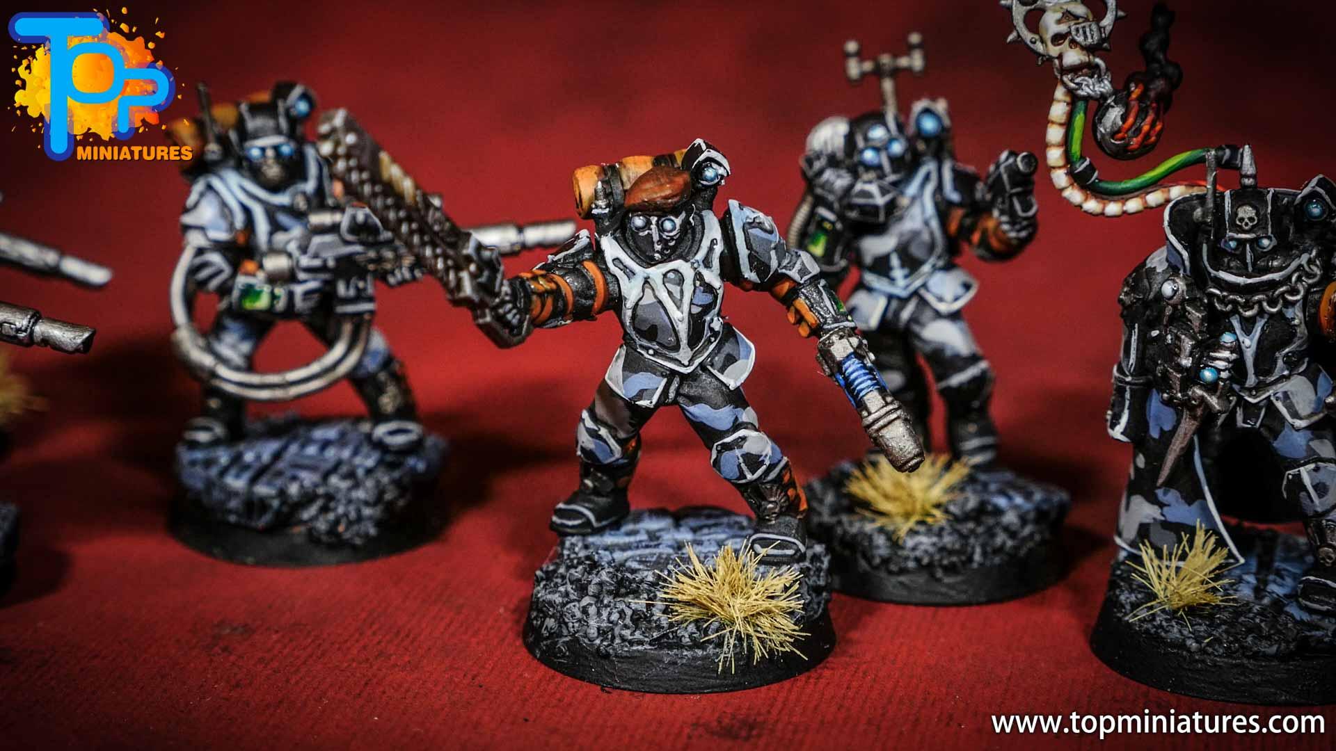 militarum tempestus scions painted army (16)