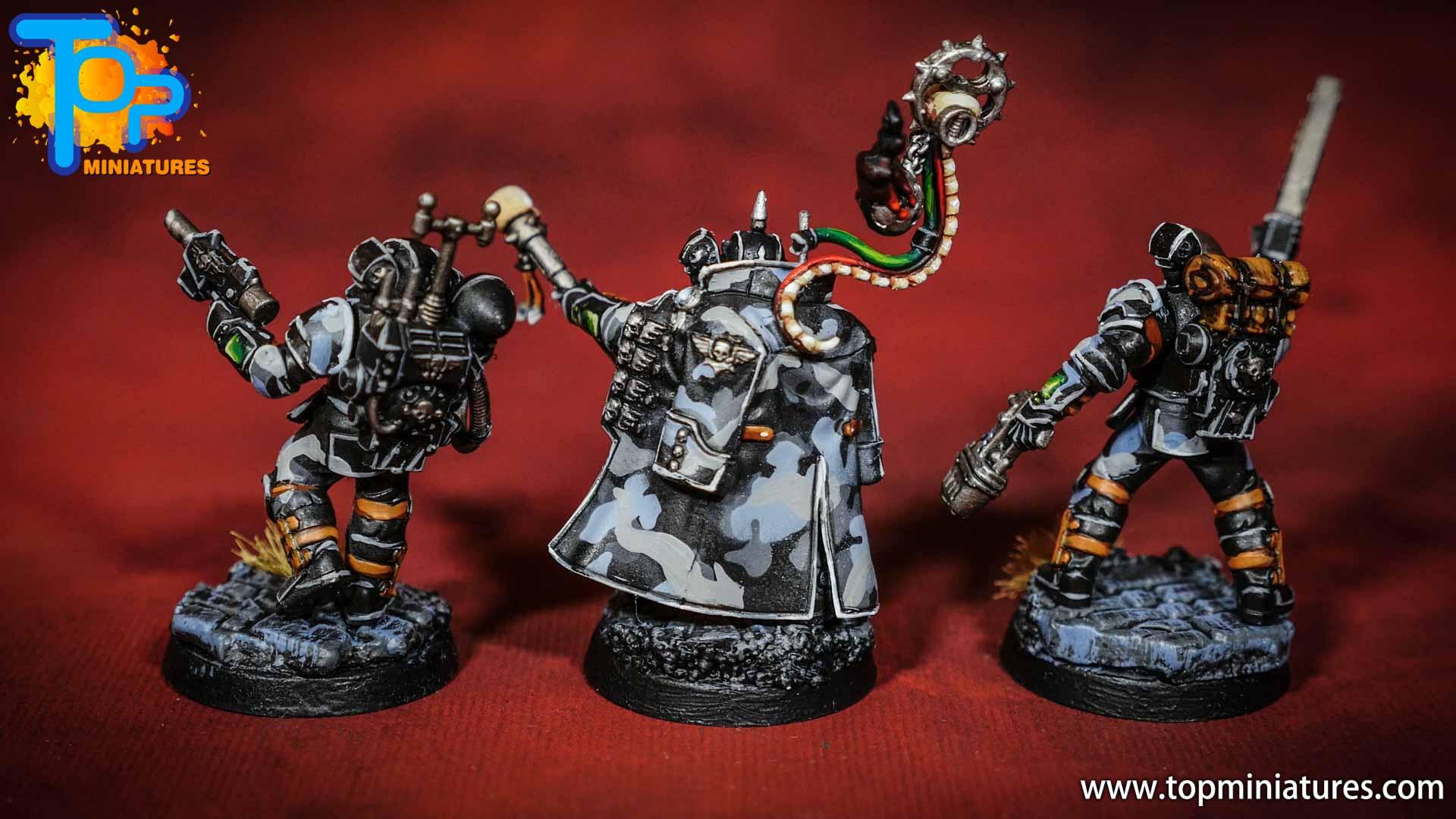 militarum tempestus scions painted army (3)
