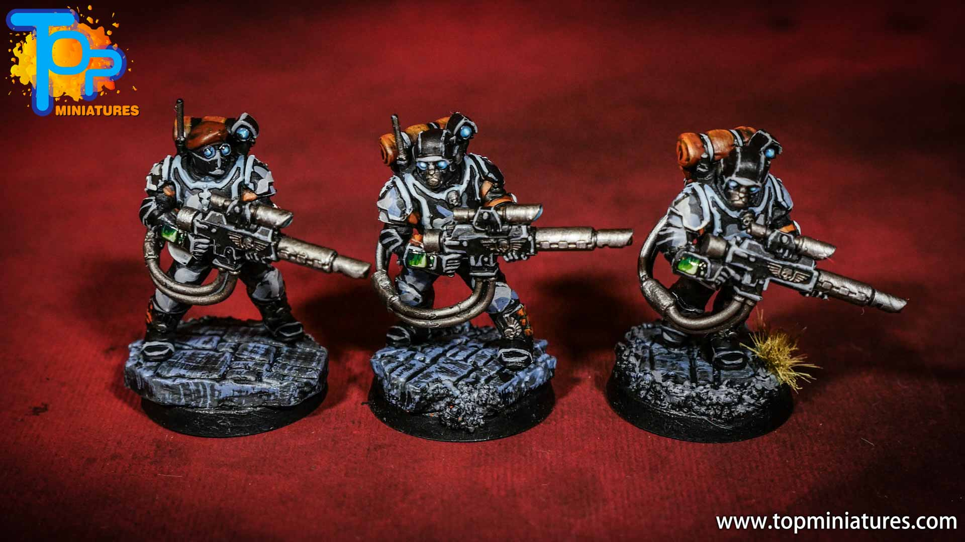 militarum tempestus scions painted army (4)