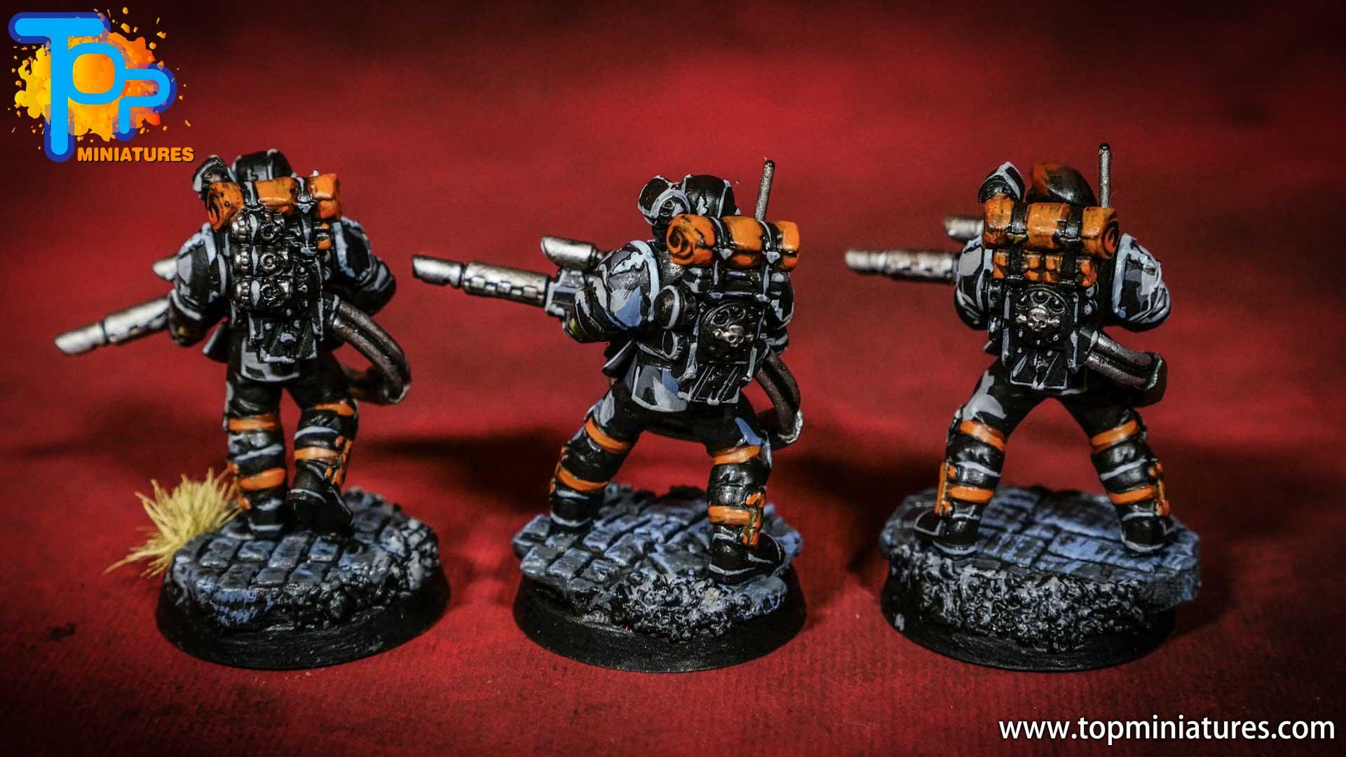 militarum tempestus scions painted army (6)