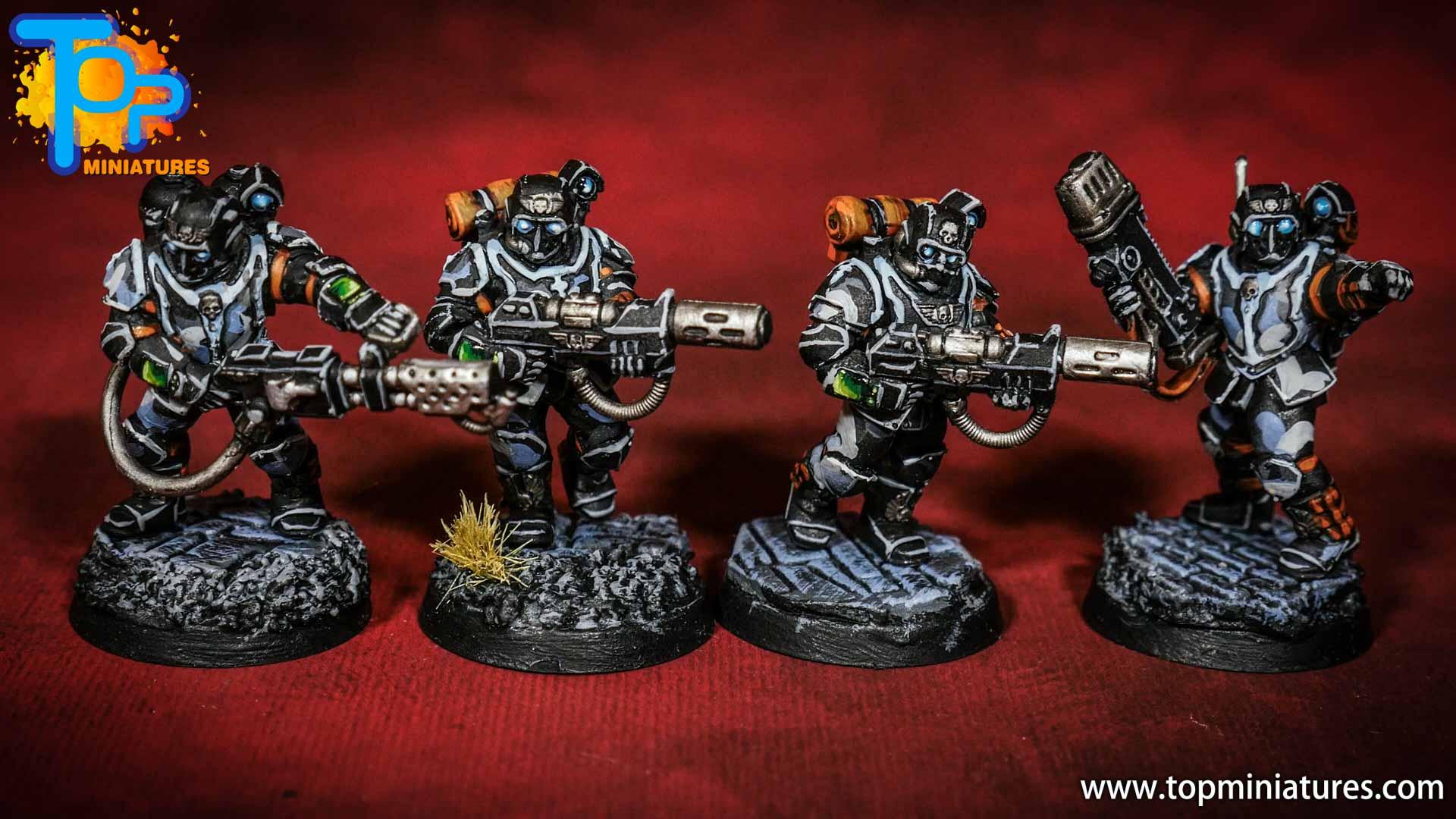 militarum tempestus scions painted army (7)