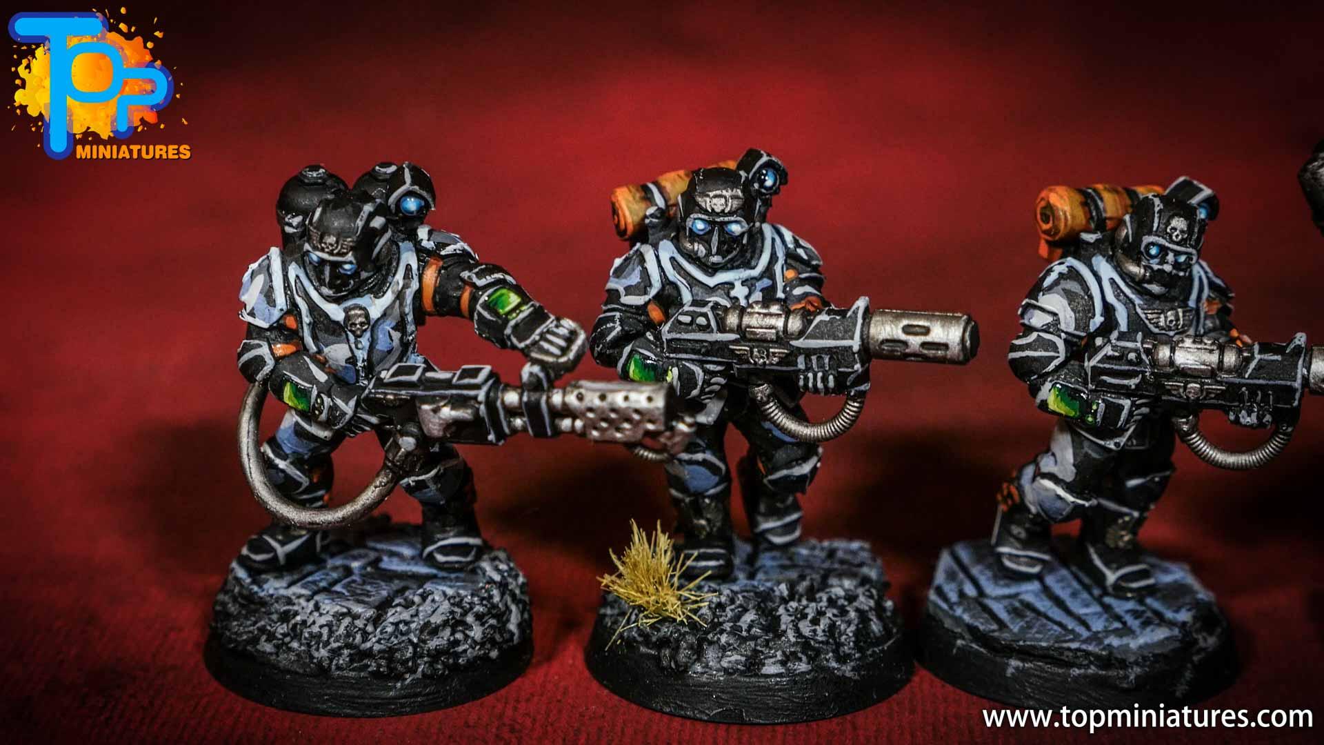 militarum tempestus scions painted army (8)