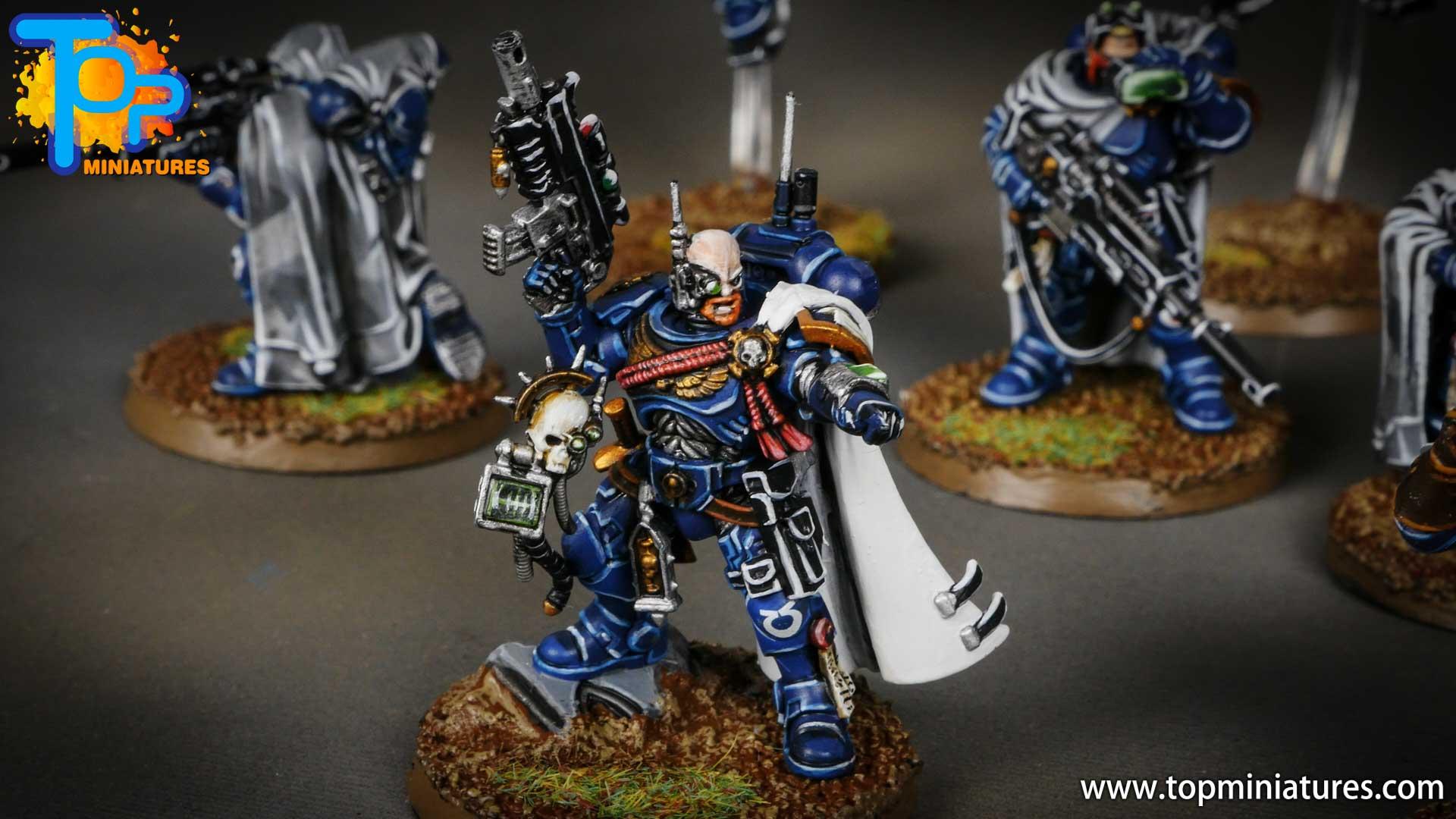 primaris ultramarines shadowspear captain