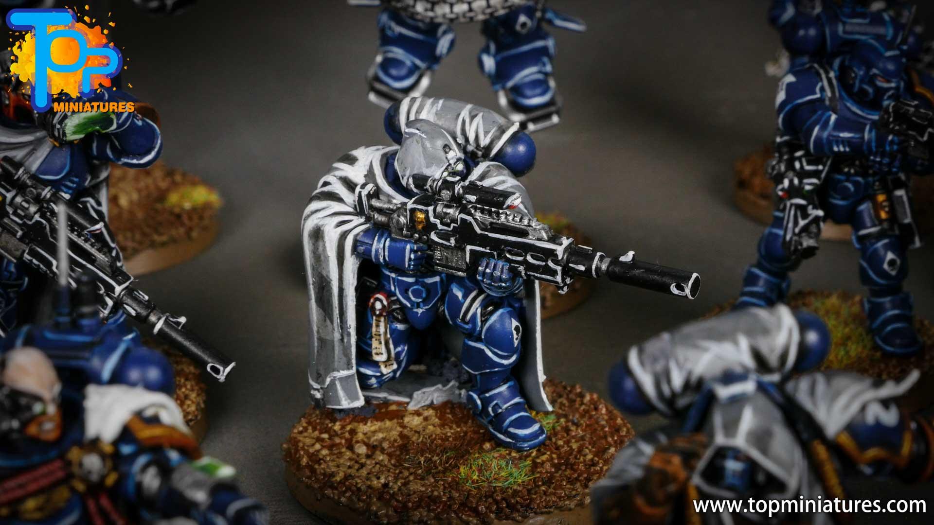 primaris ultramarines shadowspear eliminator squad (3)