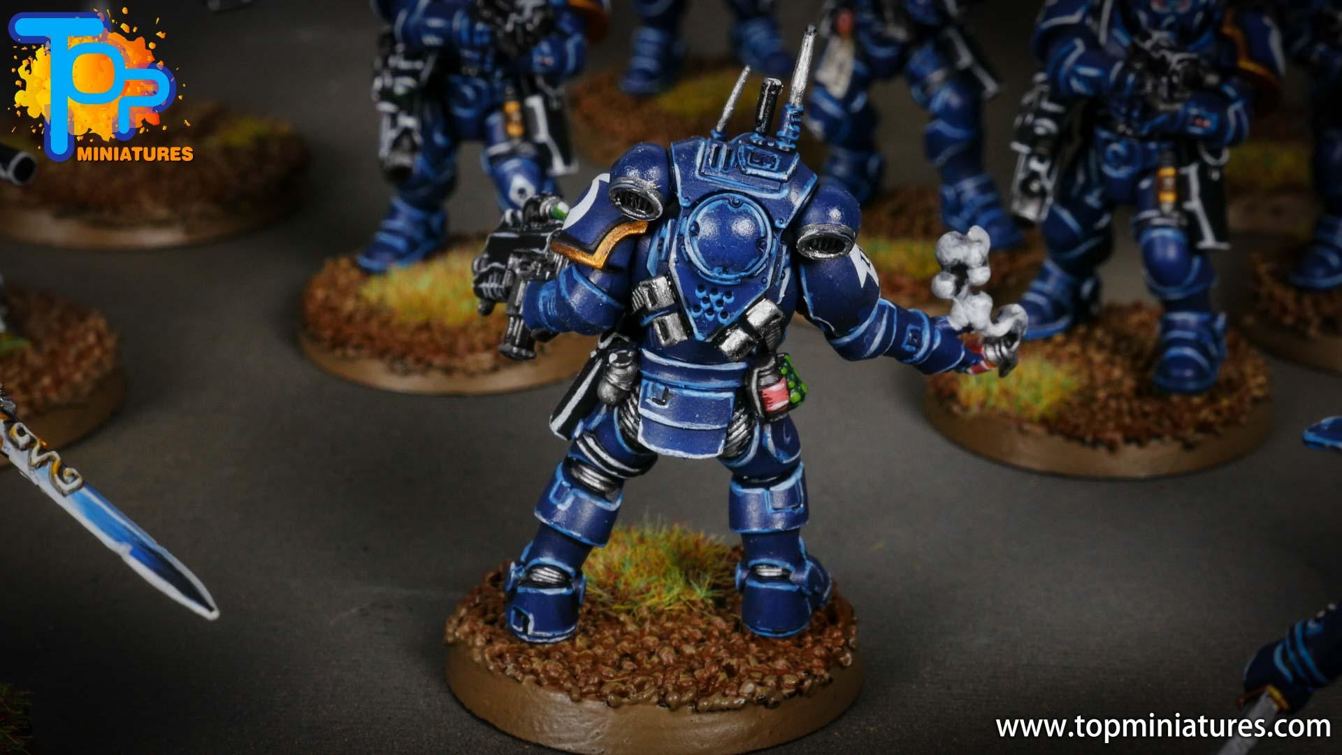primaris ultramarines shadowspear infiltrator squad (8)