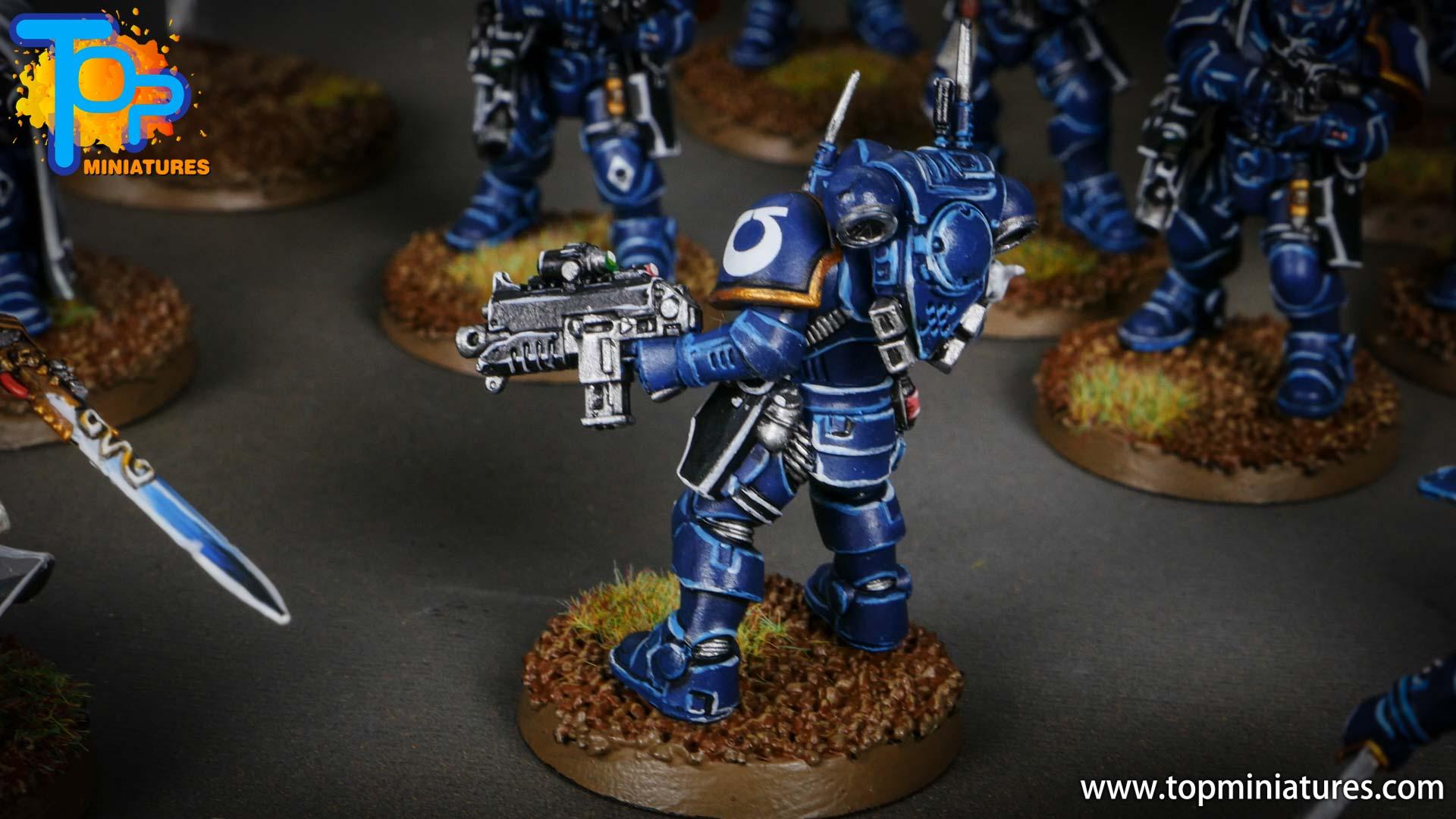 primaris ultramarines shadowspear infiltrator squad (9)