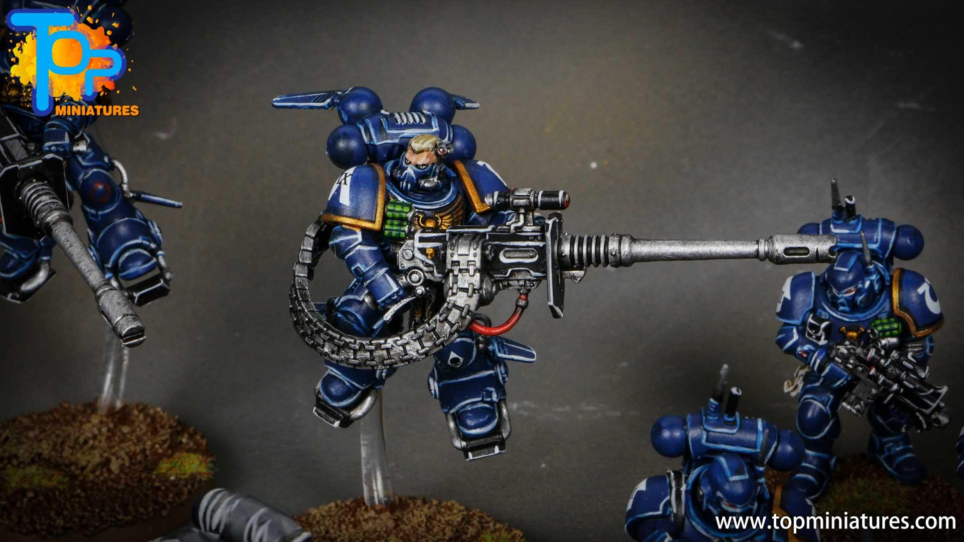 primaris ultramarines shadowspear supressor squad (1)