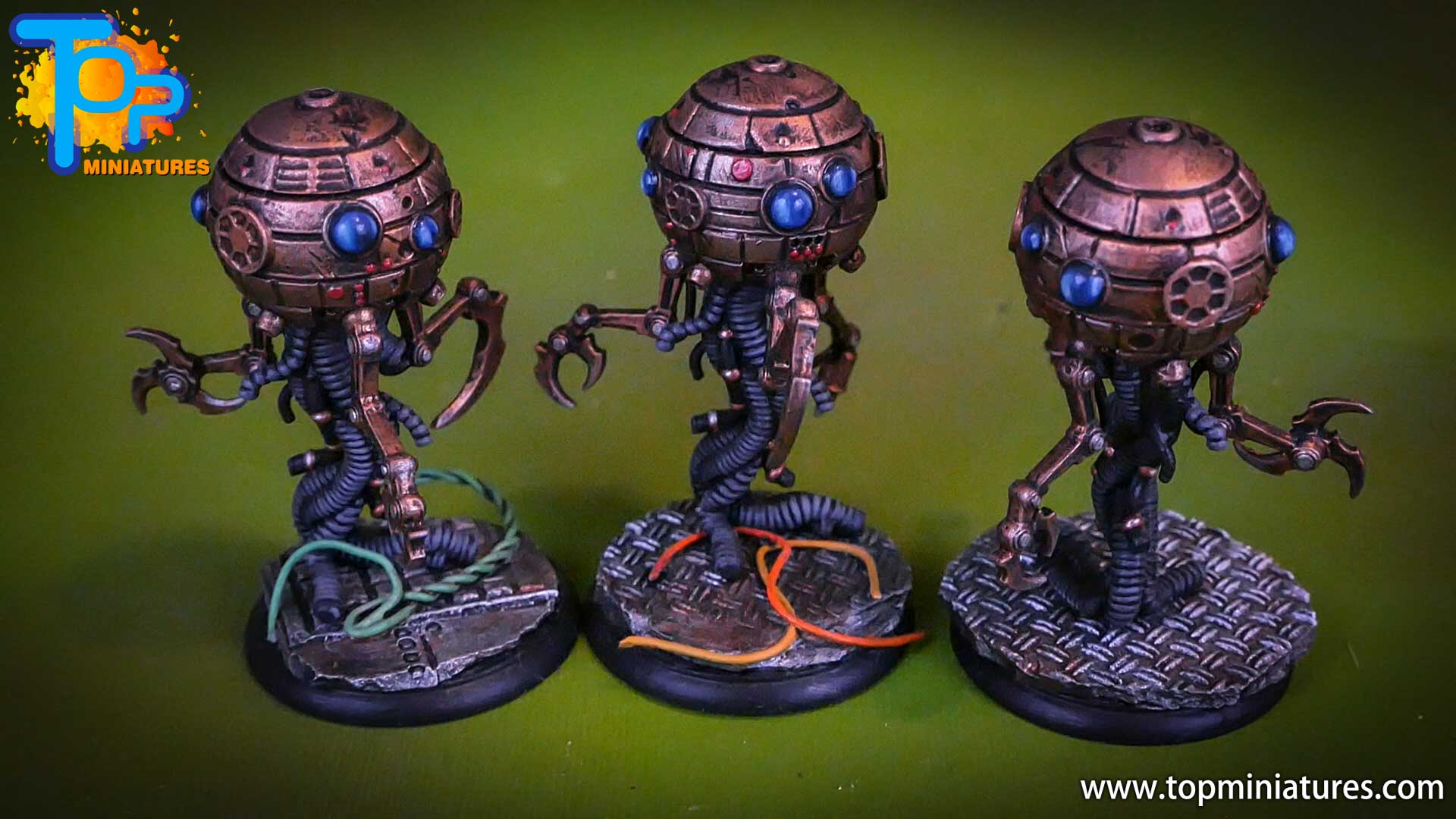 shadows of brimstone Derelict Ship Robots (1)