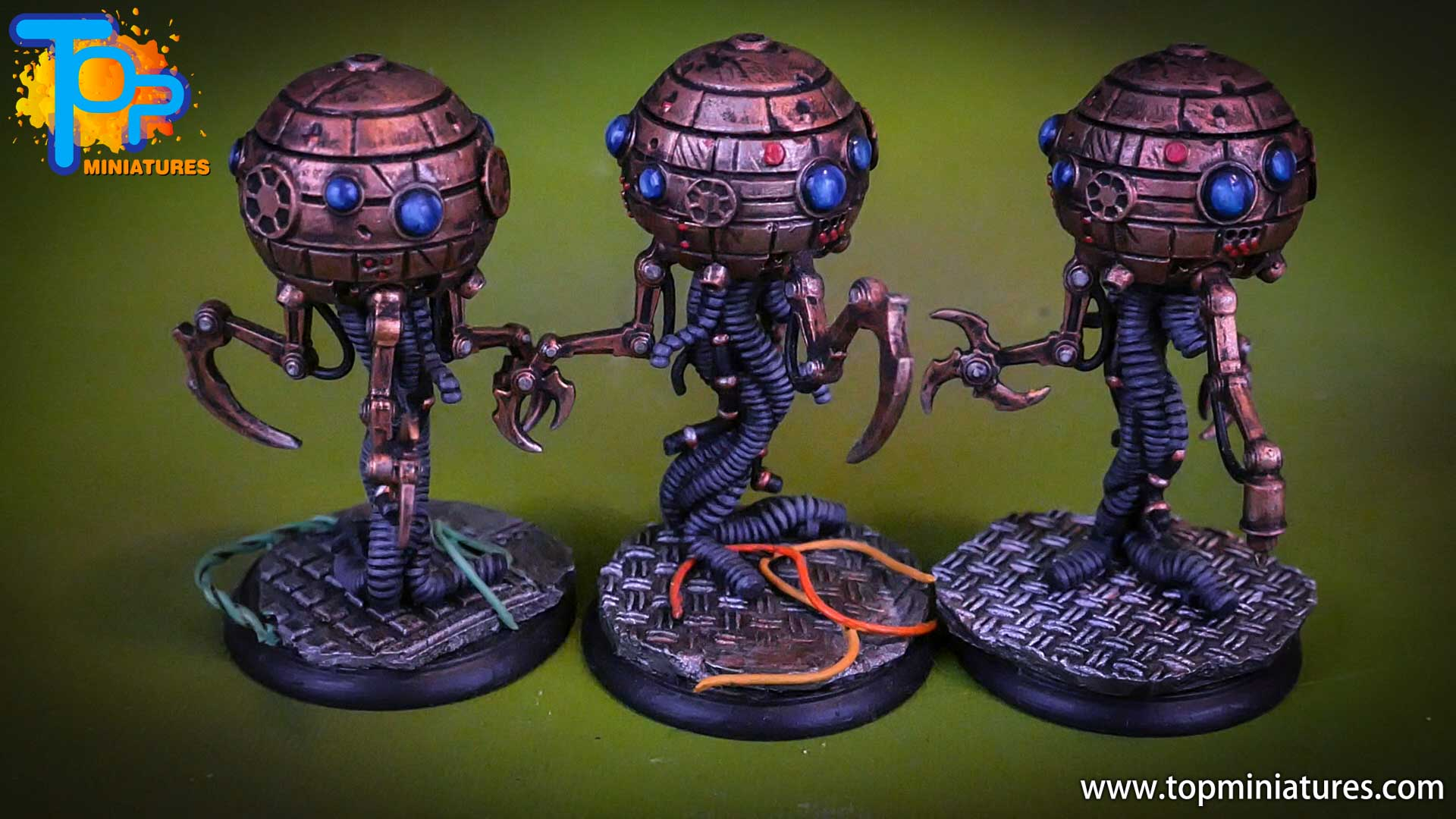 shadows of brimstone Derelict Ship Robots (2)