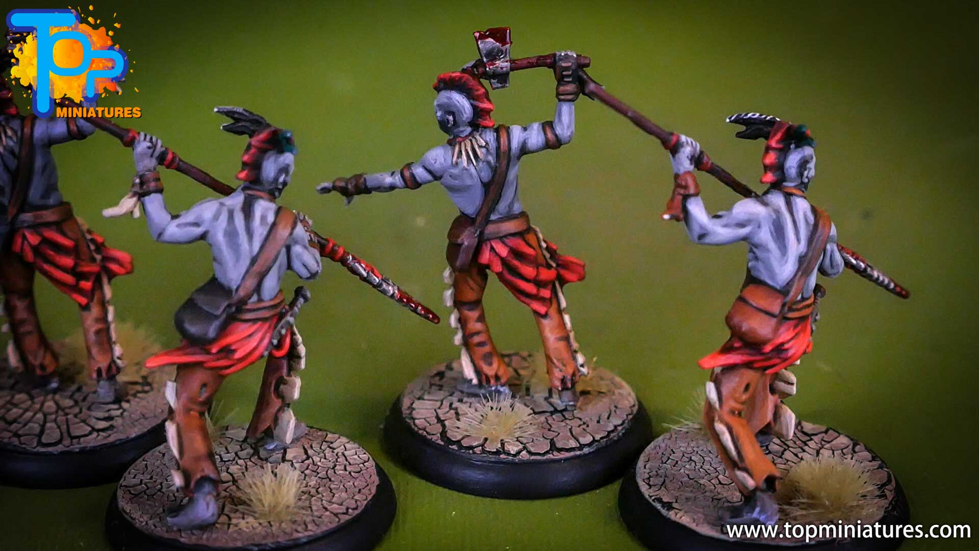 shadows of brimstone Tribal Ghost Warriors (1)