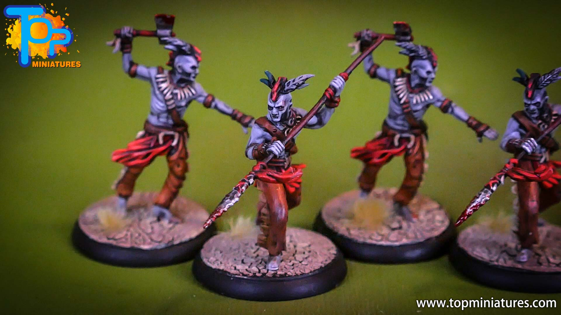 shadows of brimstone Tribal Ghost Warriors (2)