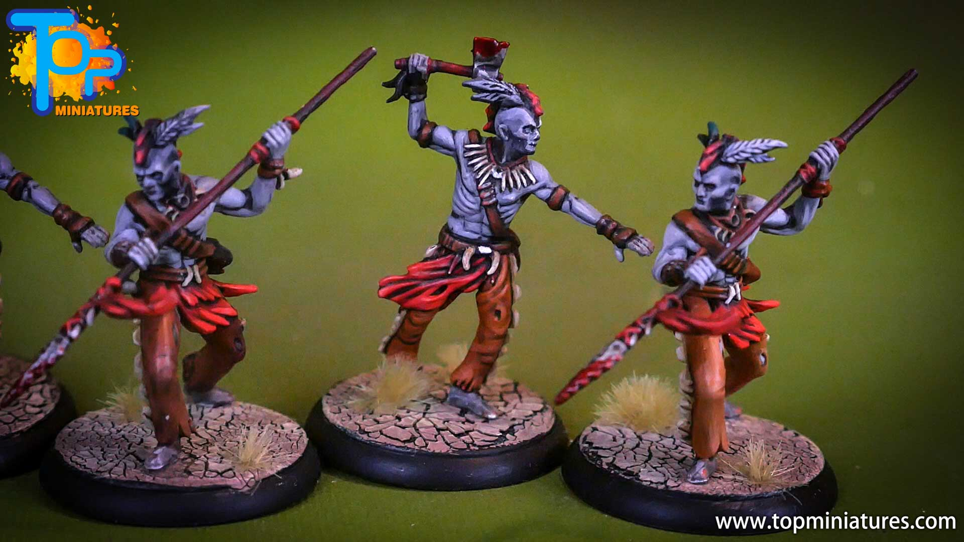 shadows of brimstone Tribal Ghost Warriors (3)