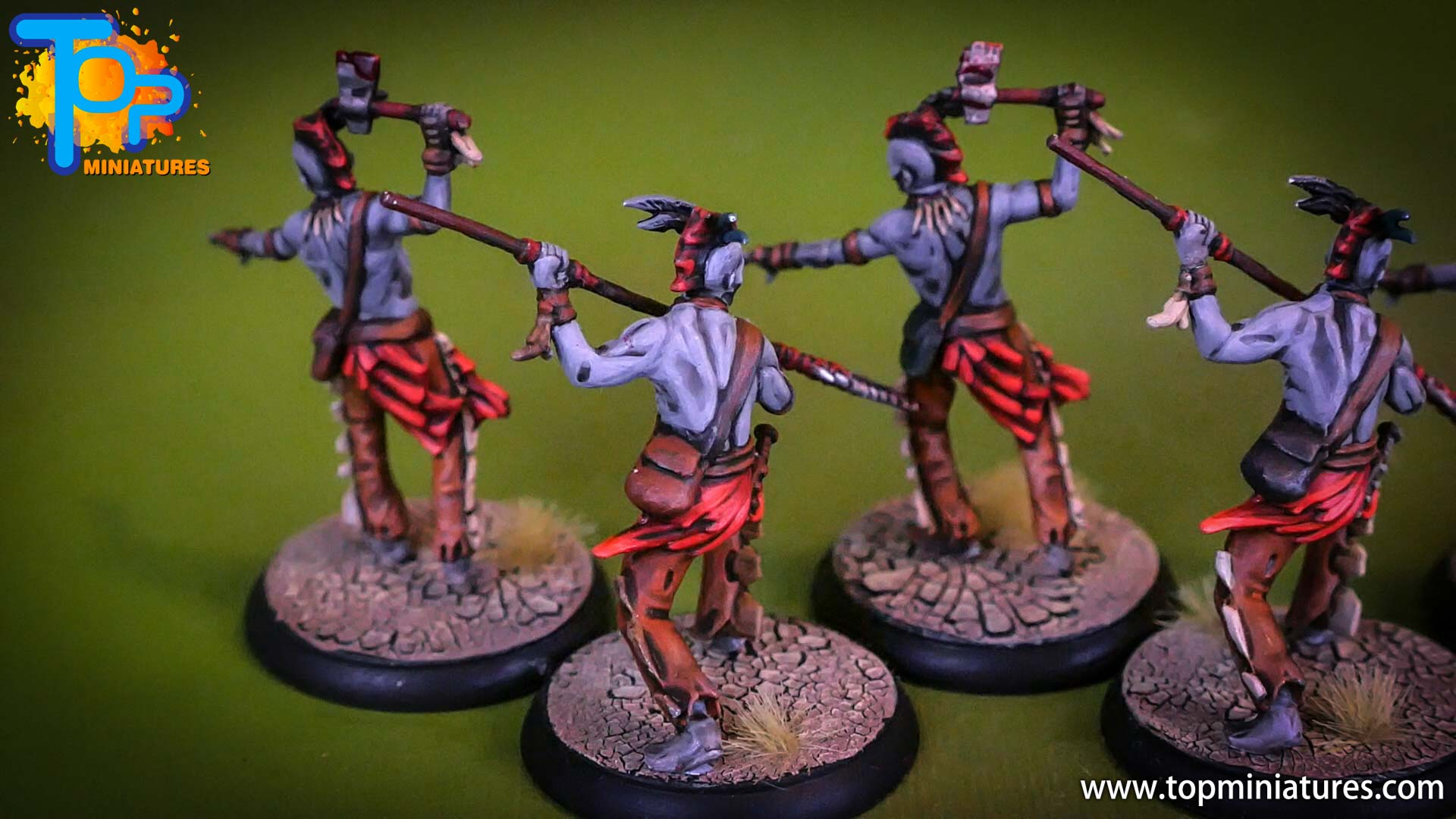 shadows of brimstone Tribal Ghost Warriors (4)