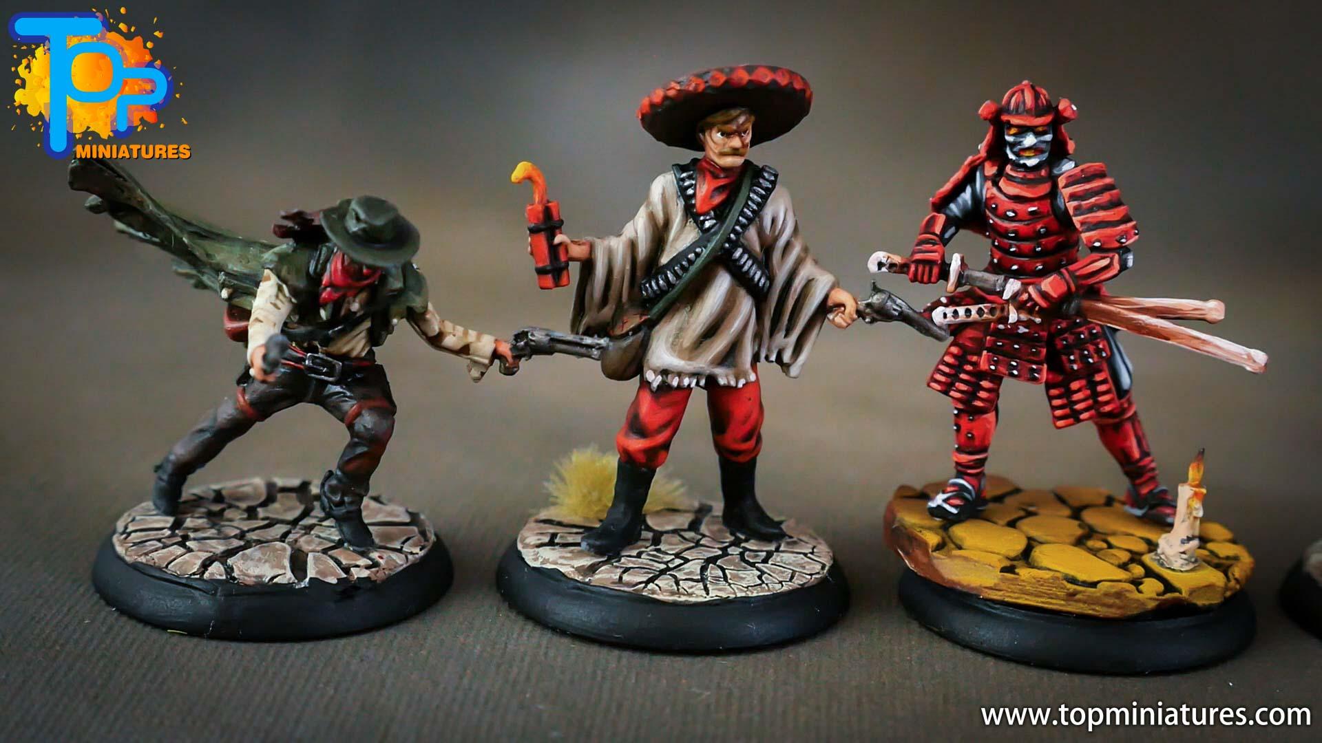 shadows of brimstone loco, samurai & gunslinger