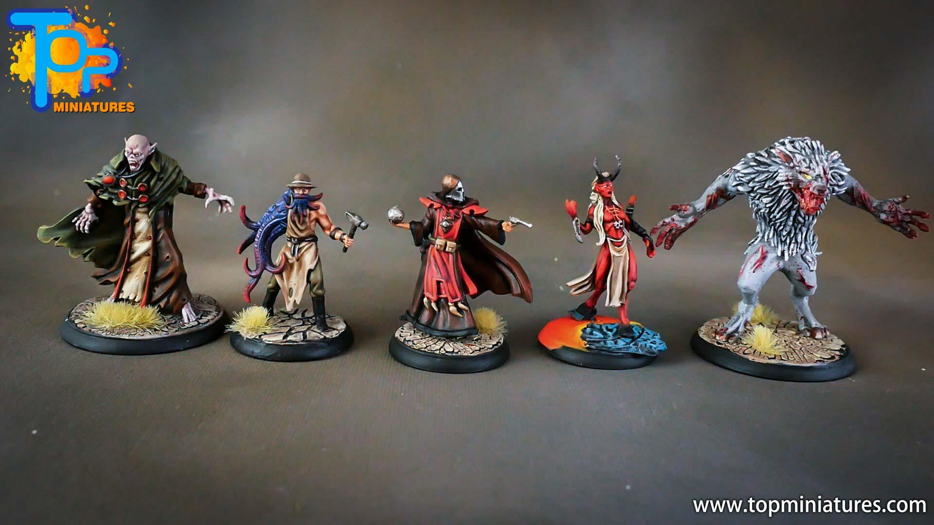 shadows of brimstone pack master