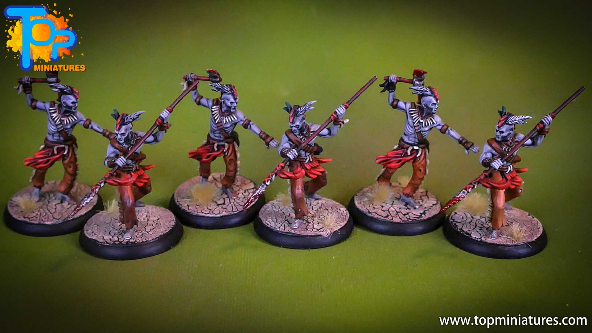 shadows of brimstone tribal ghost warriors