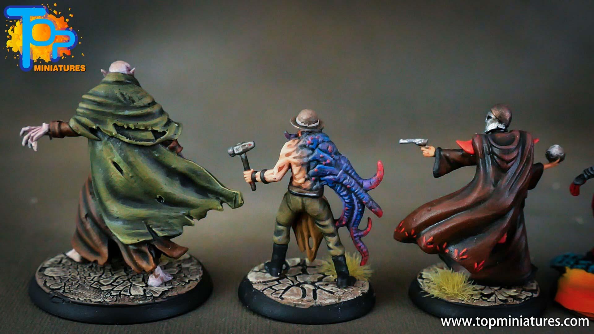 shadows of brimstone vampire lord, mutant blacksmith (1)