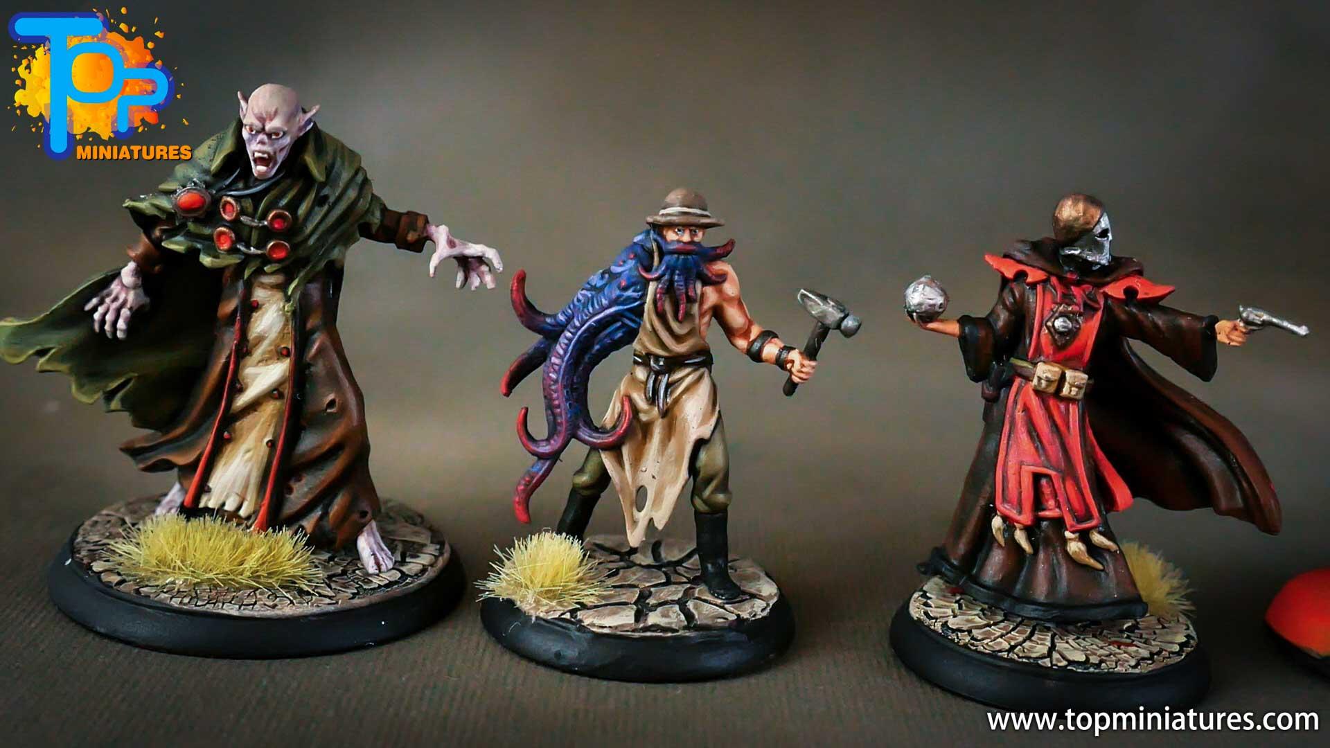 shadows of brimstone vampire lord, mutant blacksmith (2)