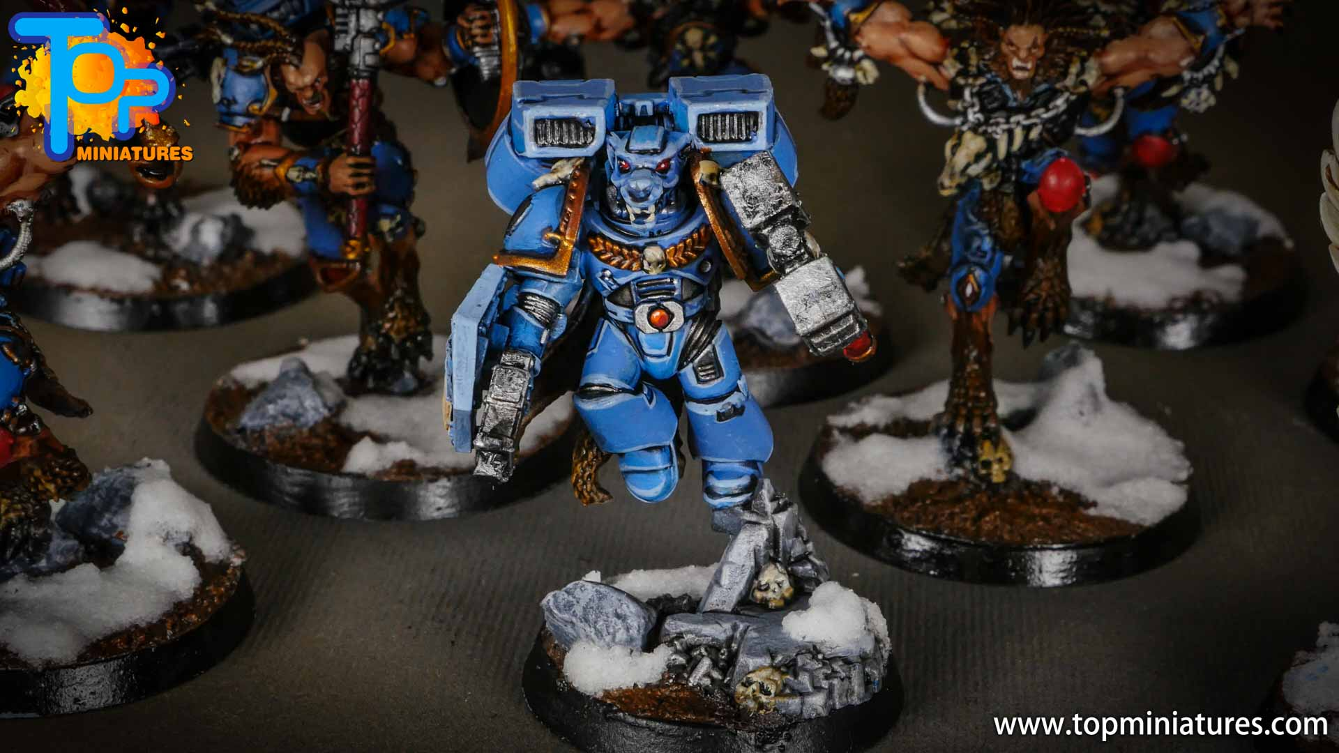 space wolves painted captain (1)