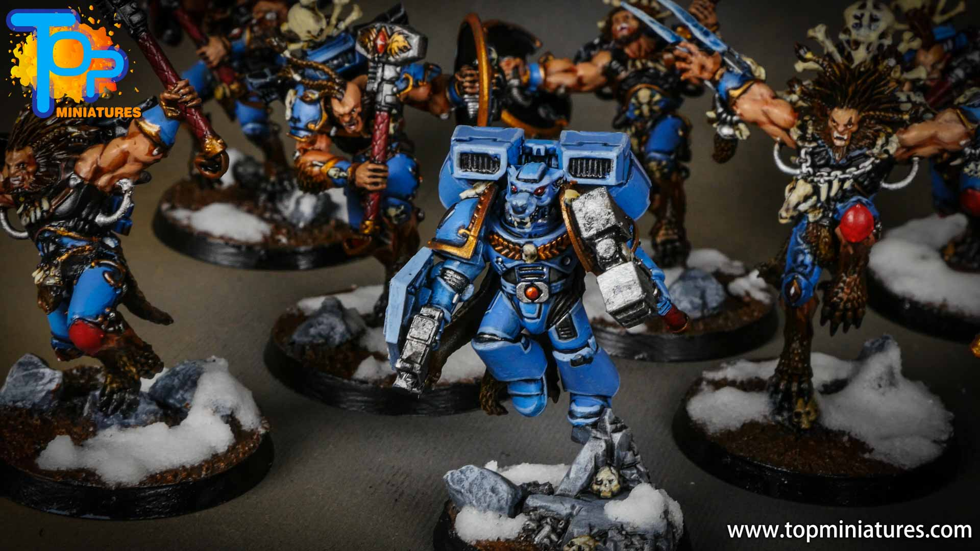 space wolves painted captain (2)