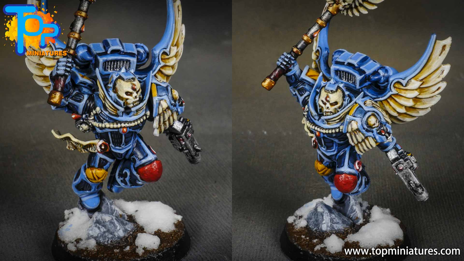 space wolves painted chaplain (2)