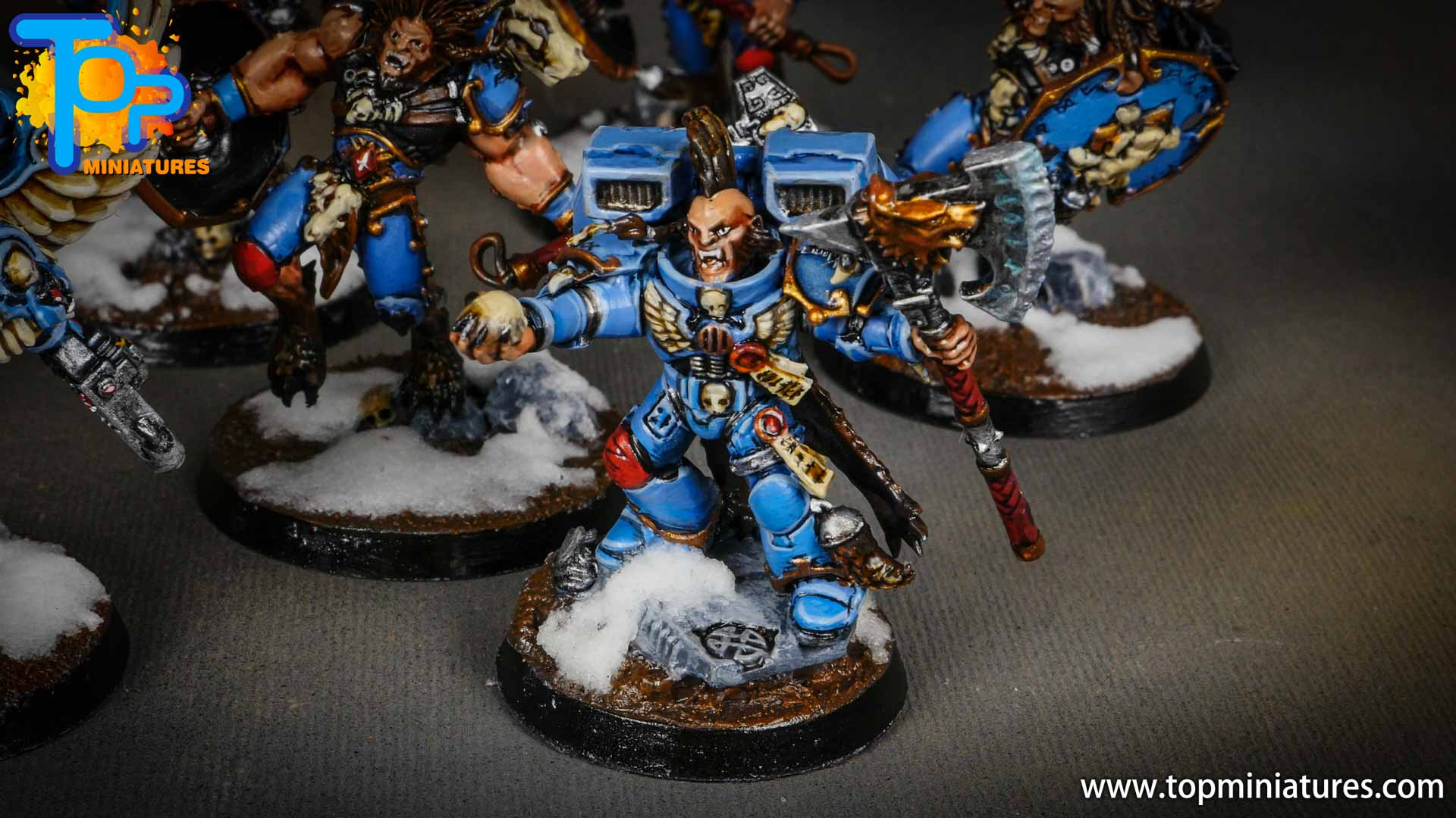 space wolves painted rune priest (1)