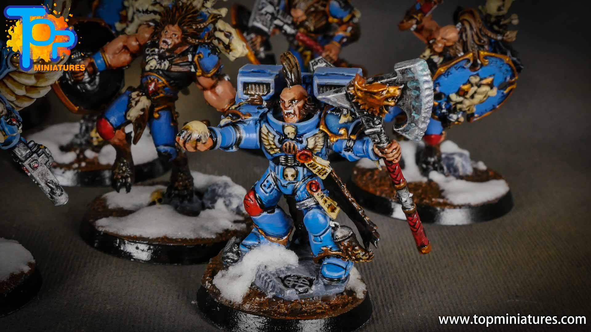 space wolves painted rune priest (3)