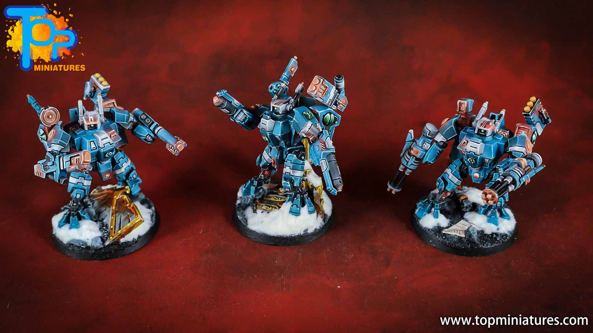 spikeybits tau empire crisis suits (2)