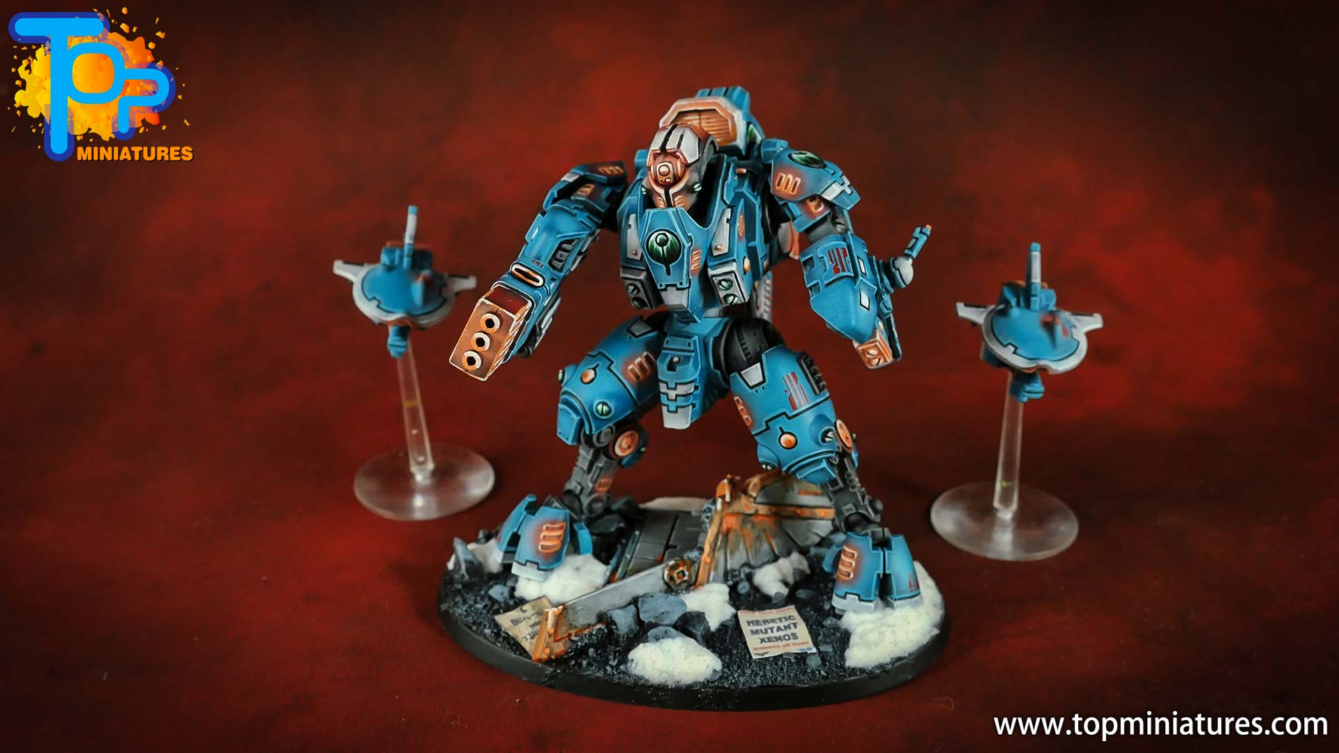 spikeybits tau empire ghostkeel suit (1)