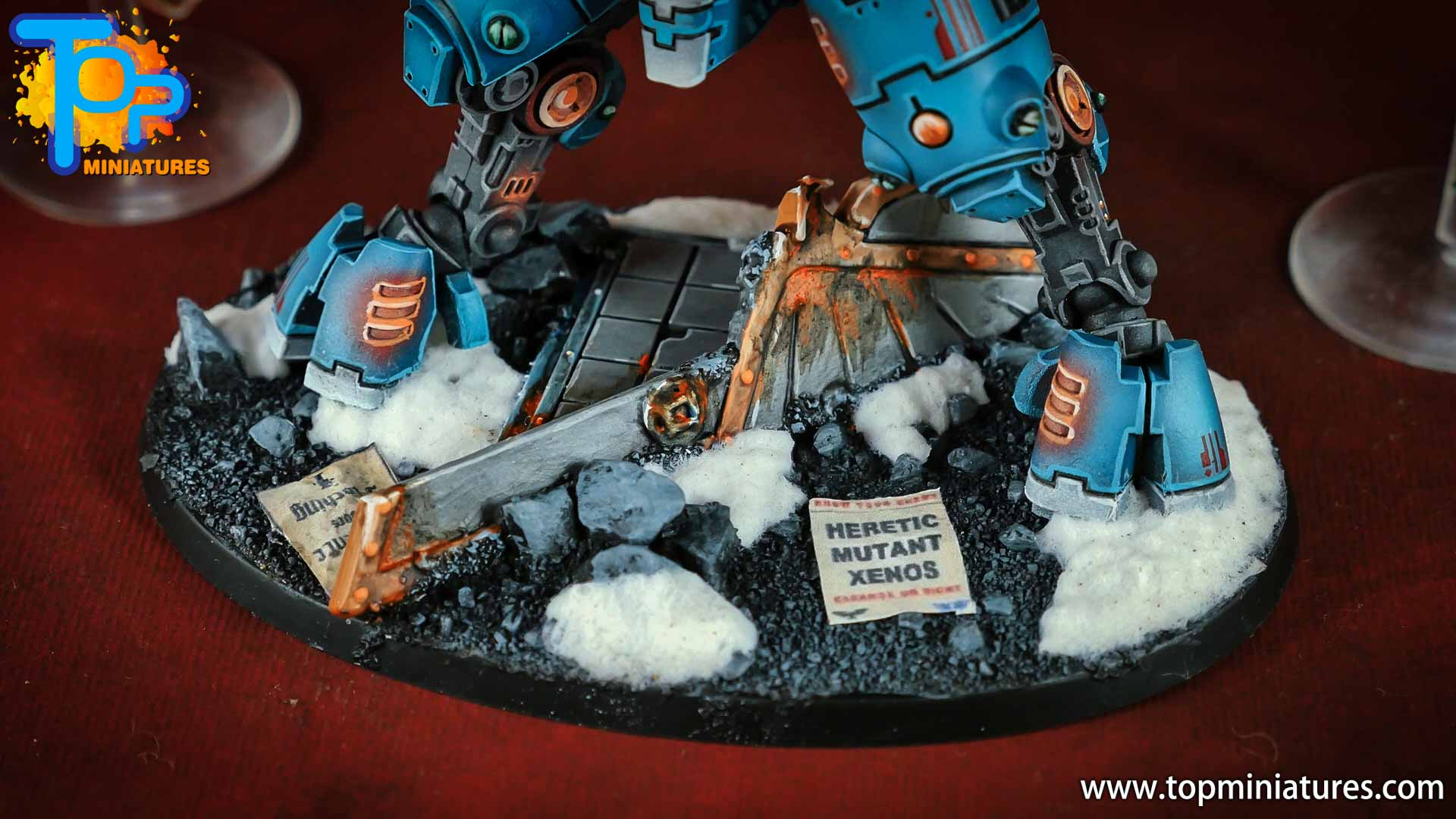 spikeybits tau empire ghostkeel suit (2)