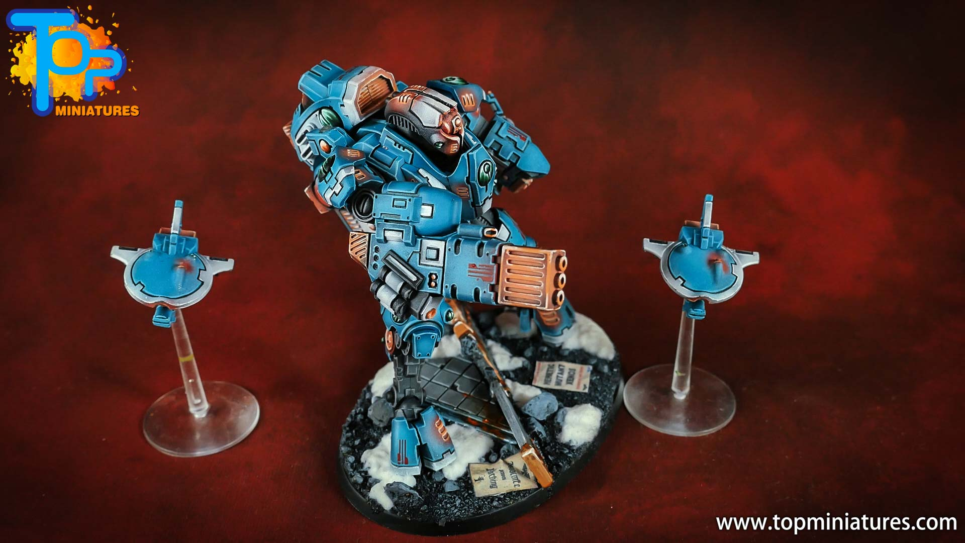 spikeybits tau empire ghostkeel suit (4)