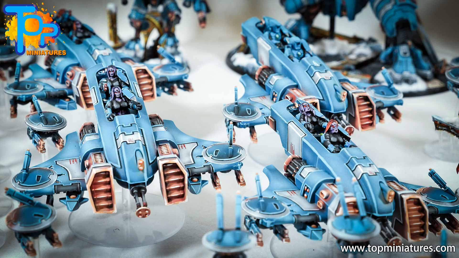 spikeybits tau empire piranha skimmer (1)