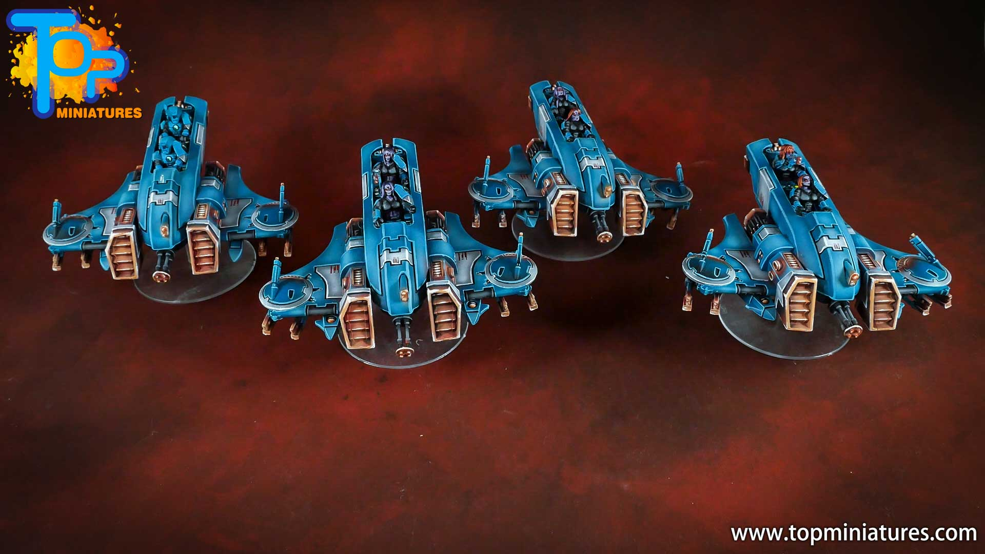 spikeybits tau empire piranha skimmer (5)