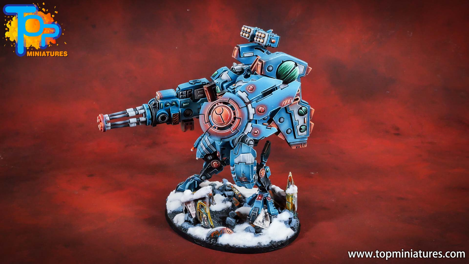 spikeybits tau empire riptide battlesuit (11)