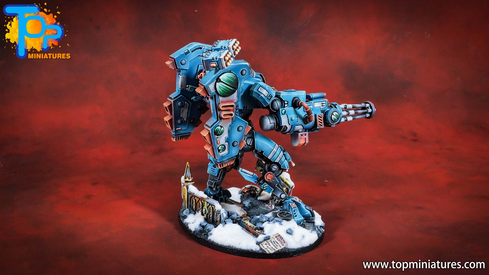 spikeybits tau empire riptide battlesuit (12)