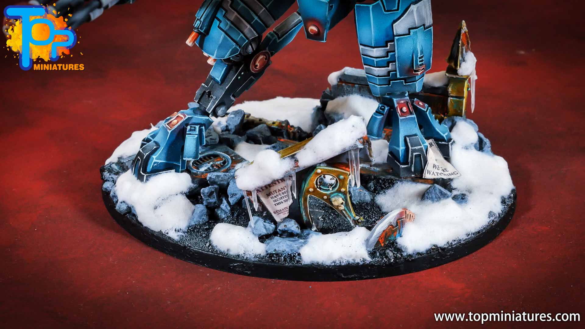 spikeybits tau empire riptide battlesuit (13)