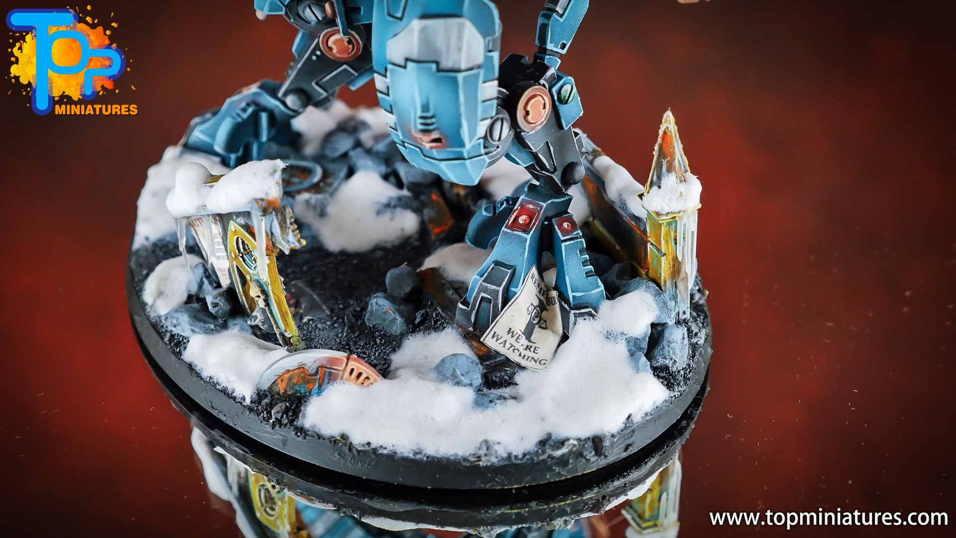 spikeybits tau empire riptide battlesuit (14)