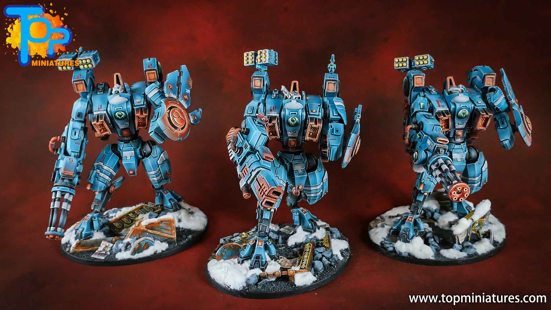 spikeybits tau empire riptide battlesuit (4)